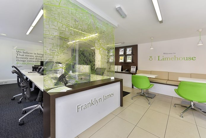 Limehouse office
