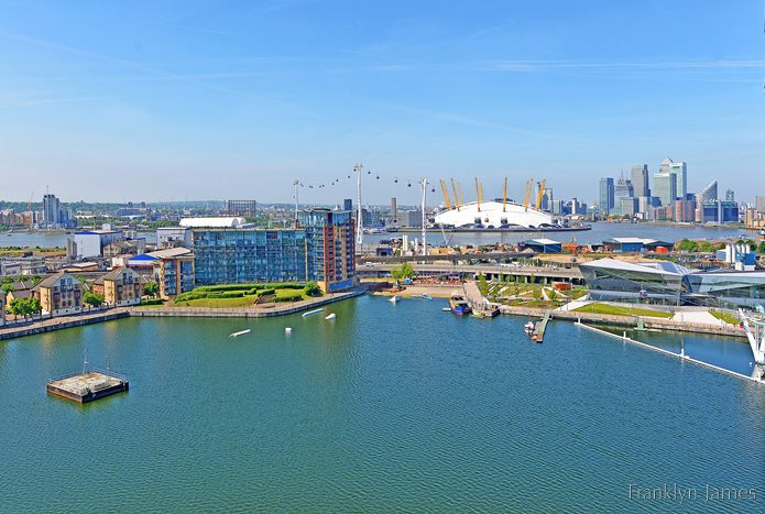 Docklands area guide